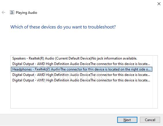 Hướng dẫn sửa lỗi Laptop không nhận tai nghe hình 16