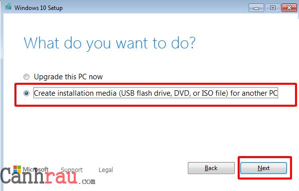 Hướng dẫn tải Windows 10 32bit 64bit mới nhất hình 3