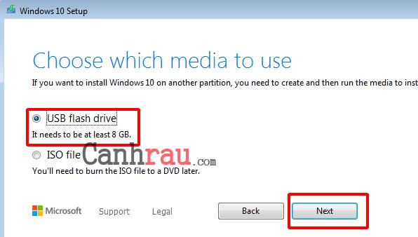 Hướng dẫn tải Windows 10 32bit 64bit mới nhất hình 6