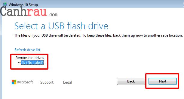 Hướng dẫn tải Windows 10 32bit 64bit mới nhất hình 7