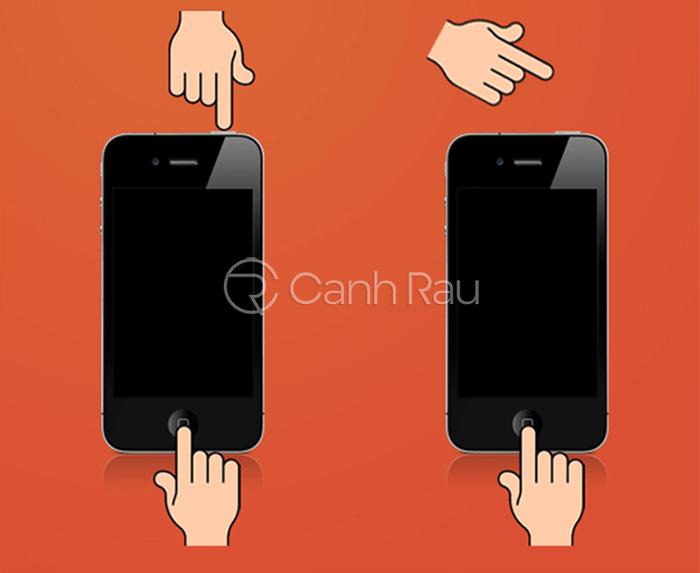 Sửa lỗi iPhone bị vô hiệu hóa hình 1