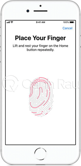 Sửa lỗi iPhone bị vô hiệu hóa hình 13