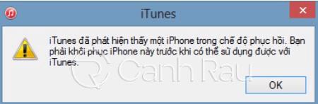 Sửa lỗi iPhone bị vô hiệu hóa hình 2