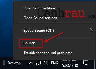 Sửa lỗi laptop không nhận tai nghe hình 6