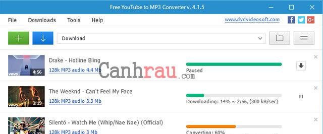 Cách chuyển nhạc Youtube sang MP3 hình 5