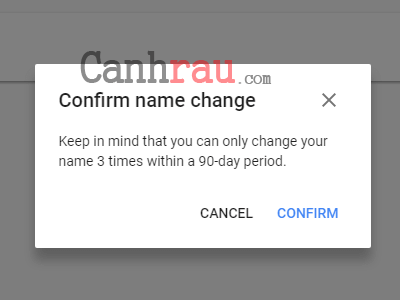 Cách đổi tên kênh Youtube mới nhất hình 6