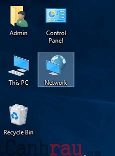 Cách đưa my computer hay this pc ra desktop trên Windows 10 7 hình 4