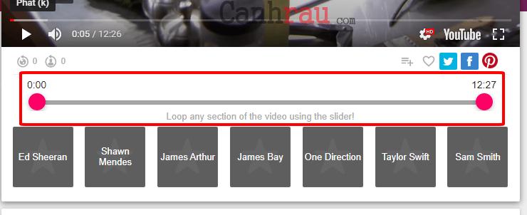 Cách lặp lại video bài hát trên Youtube bằng máy tính và điện thoại hình 4