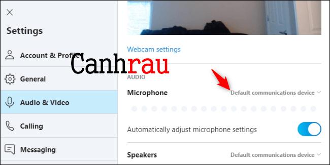 cách sửa lỗi máy tính không nhận microphone hình 9