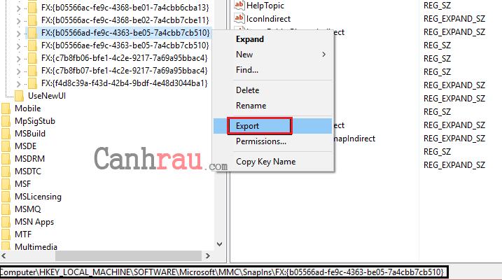 Cách sửa lỗi mmc could not create the snap-in trên Windows hình 8