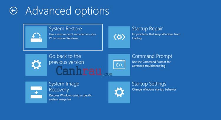 Cách sửa lỗi repair Windows 10 hình 10