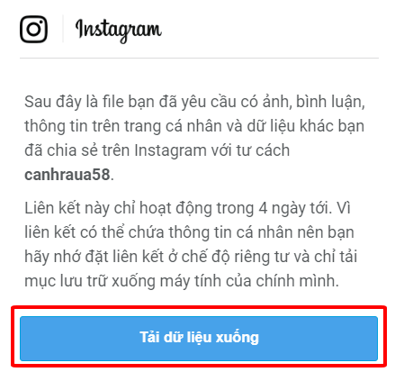 Cách tải ảnh trên Instagram về máy tính và điện thoại hình 5