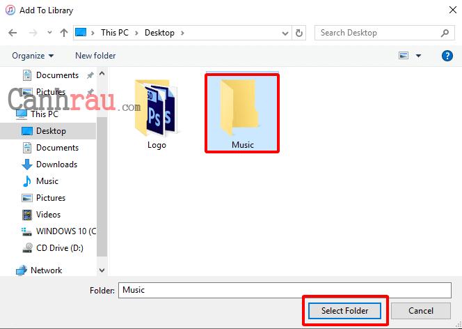 Cách tải xuống và cài đặt iTunes cho máy tính hình 10