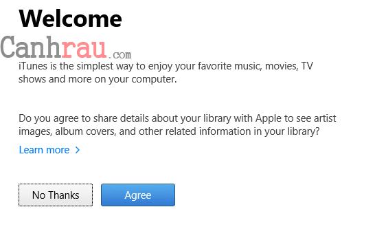 Cách tải xuống và cài đặt iTunes cho máy tính hình 5