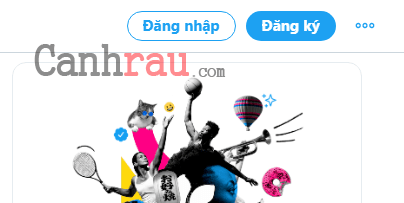 Cách tạo tài khoản Twitter hình 1