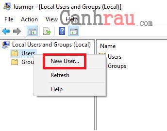 Cách tạo thêm user mới trên Windows 10 hình 14