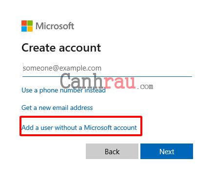 Cách tạo thêm user mới trên Windows 10 hình 5