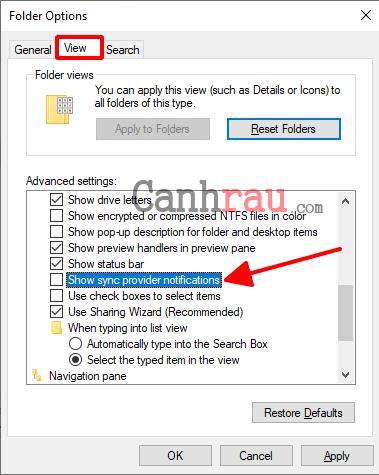 Cách tắt tất cả thông báo trên Windows 10 hình 13
