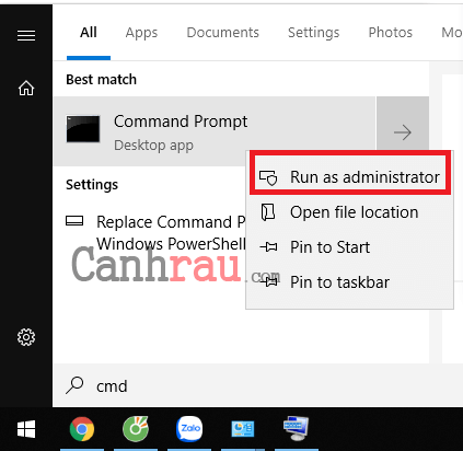 Cách tắt User Account Control trên Windows 10 hình 5