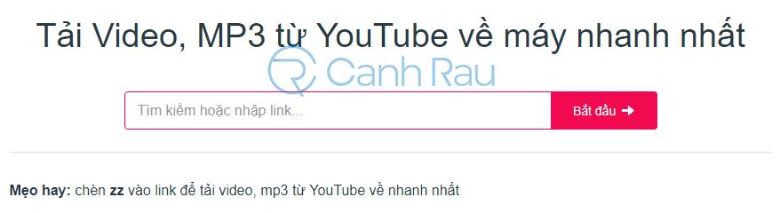 Chuyển Youtube sang MP3 hình 13