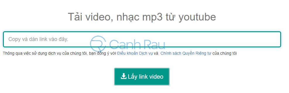 Chuyển Youtube sang MP3 hình 6