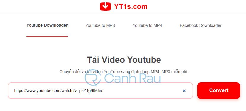 Chuyển Youtube sang MP3 hình 9