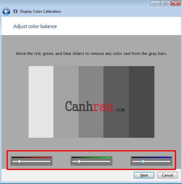 Hướng dẫn chỉnh độ sáng màn hình máy tính laptop Windows 7 hình 12