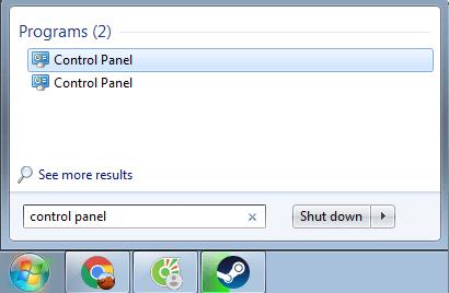 Hướng dẫn chỉnh độ sáng màn hình máy tính laptop Windows 7 hình 2
