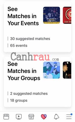 Hướng dẫn sử dụng tính năng hẹn hò trên Facebook hình 14
