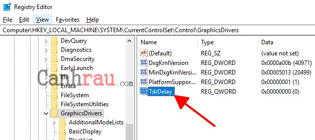 hướng dẫn sửa lỗi Display driver stopped responding and has recovered hình 9