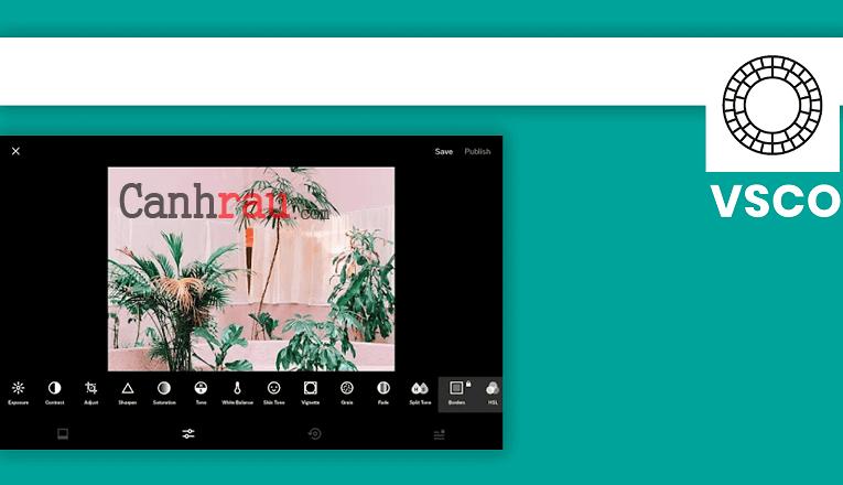Phần mềm chụp ảnh đẹp cho android hình 3
