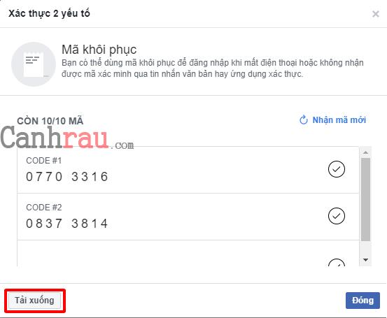 Cách bật bảo mật 2 lớp trên Facebook hình 19