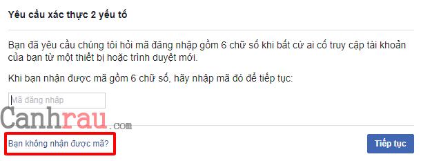 Cách bật bảo mật 2 lớp trên Facebook hình 7