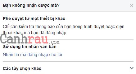 Cách bật bảo mật 2 lớp trên Facebook hình 8