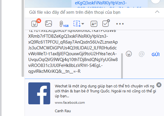 Cách chia sẻ bài viết trên Facebook hình 13