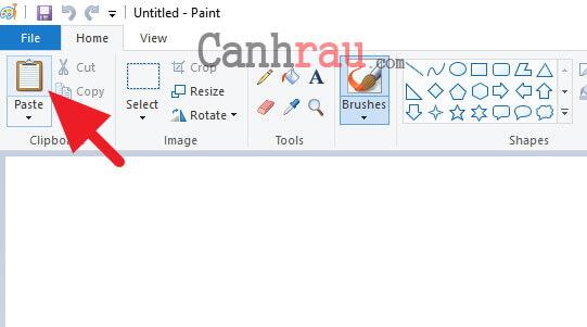 Cách chụp màn hình Laptop HP hình 3