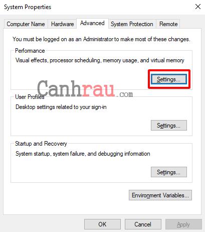 Cách giải phóng RAM cho máy tính Windows hình 17