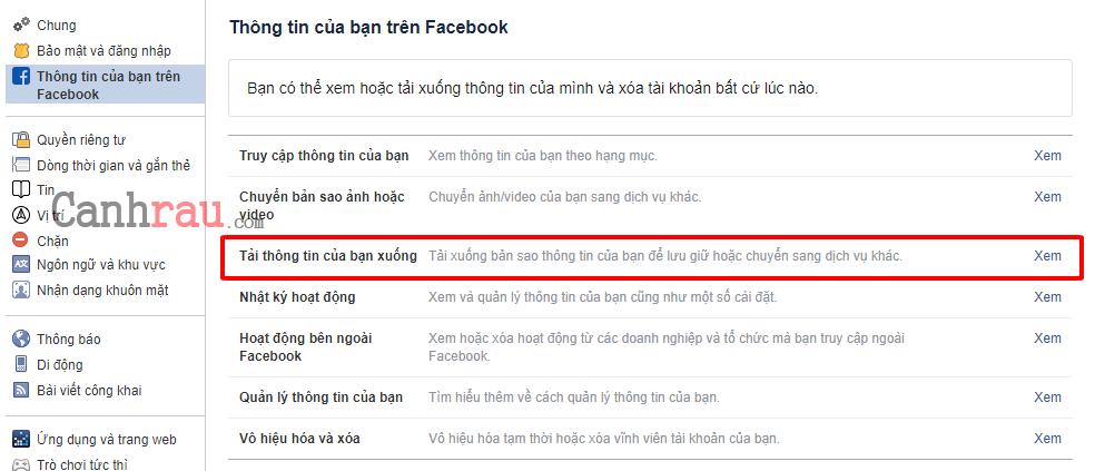 Cách khôi phục tin nhắn đã xóa trên Facebook Messenger hình 5