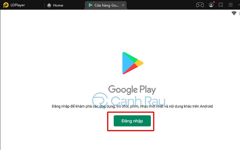 Cách tải Google Play về máy tính hình 12