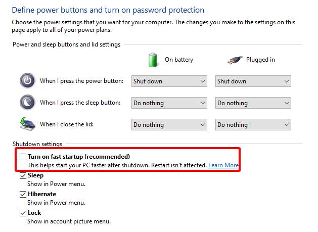 Cách tăng tốc khởi động máy tính Windows hình 12