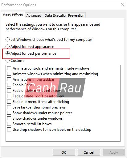 Cách tăng tốc khởi động máy tính Windows hình 17