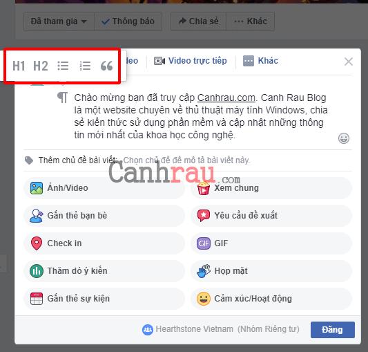 Cách viết chữ in đậm trên Facebook hình Cách viết chữ in đậm trên Facebook hình 16