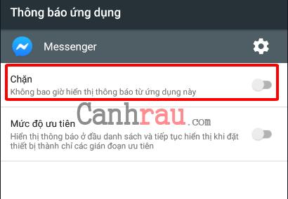 Cách vô hiệu hóa Messenger hình 6