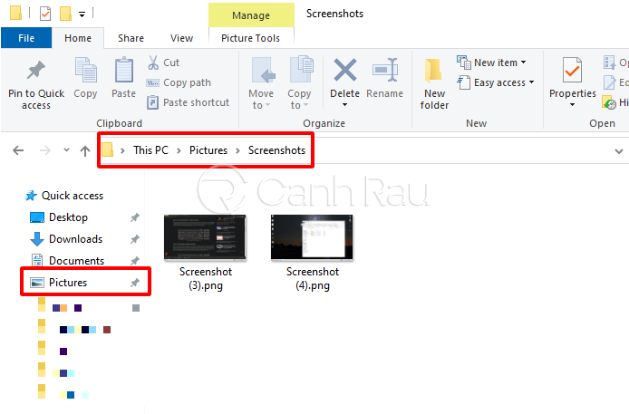Hướng dẫn cách chụp màn hình Laptop HP hình 10