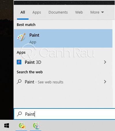 Hướng dẫn cách chụp màn hình Laptop HP hình 2