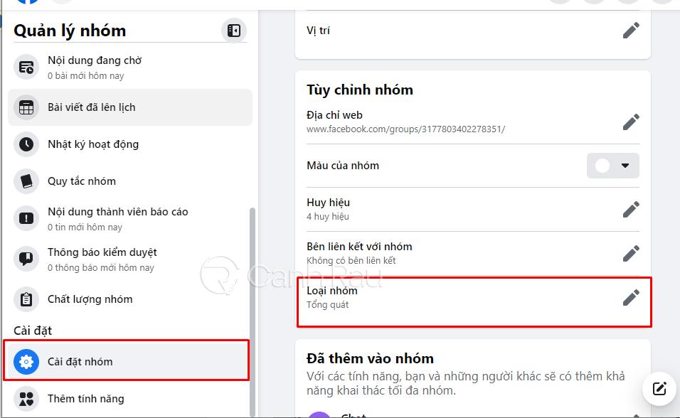 Hướng dẫn cách tạo nhóm trên Facebook hình 8