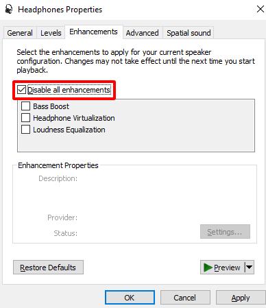 Sửa lỗi máy tính bị mất âm thanh trên Windows 10 hình 14