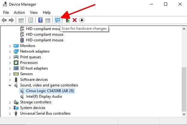 Sửa lỗi máy tính bị mất âm thanh trên Windows 10 hình 21