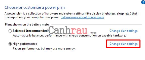 Sửa lỗi máy tính tự khởi động lại hoặc tự động tắt máy hình 10