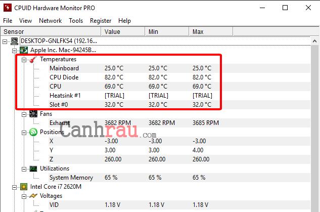 Sửa lỗi máy tính tự khởi động lại hoặc tự động tắt máy hình 5